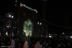 مراسم احیای شب بیست و یکم ماه رمضان در امامزاده صالح(ع)