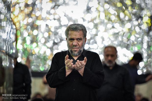 مراسم احياء ليلة 21 من رمضان المبارك في طهران  5