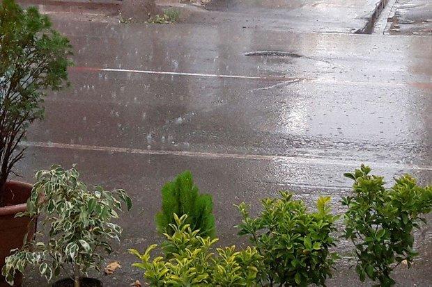 بارش شدید باران در گیلان/ جاری شدن سیل دور از انتظار نیست