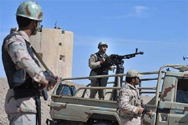 استشهاد اثنين من حرس الحدود الإيراني باشتباكات غرب البلاد
