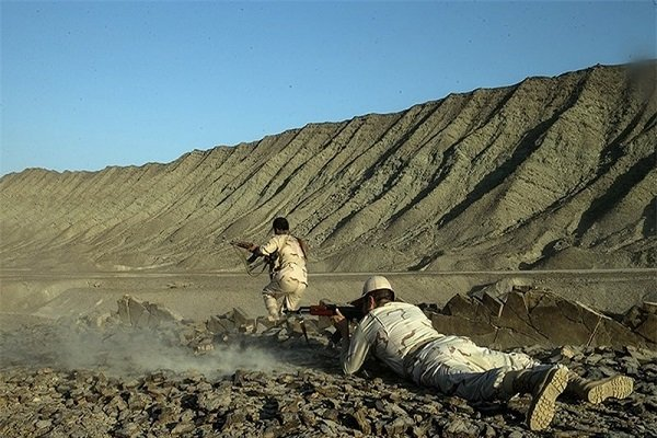 Three IRGC forces martyred in Iran's western borders