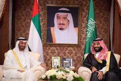 سفر غیرمنتظره ولیعهد ابوظبی به عربستان