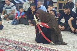 مجلس تعزیه شهادت حضرت علی (ع) در مناطق مختلف شهر یاسوج برگزار شد