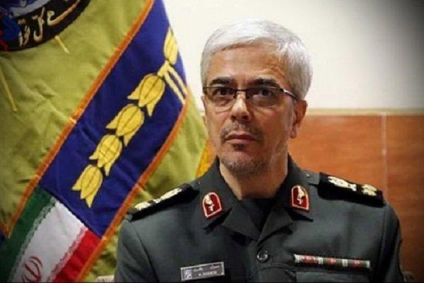 İran Genelkurmay Başkanı Çin'de