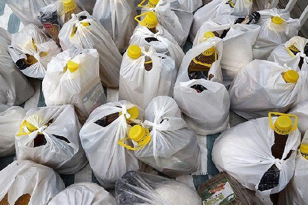 توزیع ۱۴هزار و۸۰۰ بسته غذایی درجنوب شرق کشور آغاز شد