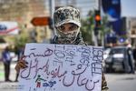 راهپیمایی روز قدس در شیراز
