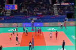 iran china volleyball
