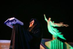 مراسم احیای شب بیست و سوم ماه رمضان در باغ موزه دفاع مقدس همدان