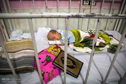 مراسم احیای شب بیست و سوم رمضان در  بیمارستان های گرگان