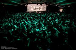 مراسم احیای شب بیست و سوم ماه رمضان در تهران