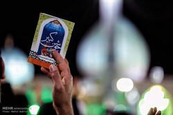 طنین نوای «الهی العفو» در قم/ حضور گسترده زائران در مسجد جمکران