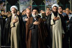 مراسم احیای شب بیست و سوم ماه رمضان در مصلای الغدیر خرم آباد