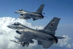 TSK'dan kuzey Irak'ta yeni hava operasyonu