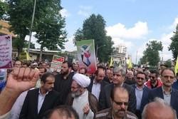 مرگ بر اسرائیل در بام ایران طنین انداز شد/ تحقق حماسهای دیگر
