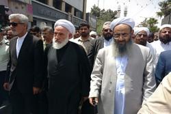 شعار «مرگ بر اسرئیل» در پایتخت وحدت ایران اسلامی طنین انداز شد