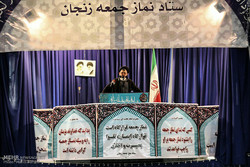روز قدس یکی از نعمات خداوند برای نظام اسلامی است