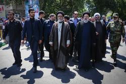 قدردانی ازحضور حماسی مردم آذربایجان شرقی در راهپیمایی روز قدس