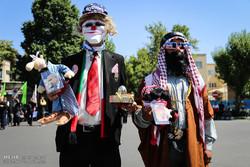 مسیرهای راهپیمایی روز جهانی قدس در تبریز اعلام شد