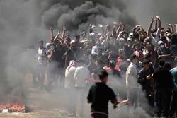 """Gazze'de """"Milyonluk Kudüs"""" gösterileri başladı"""
