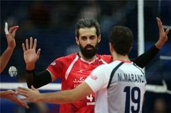 Iran trounces China in straight sets at VNL