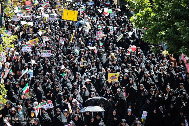"""دعوة علماء سنة إيران للمشاركة في  """"يوم القدس العالمي"""""""
