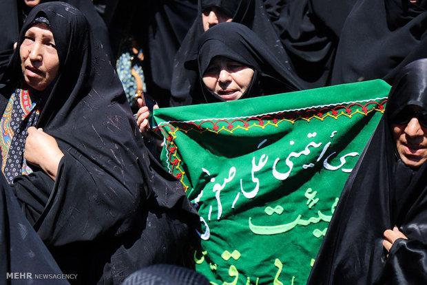 راهپیمایی روز قدس در شهرستان های استان تهران
