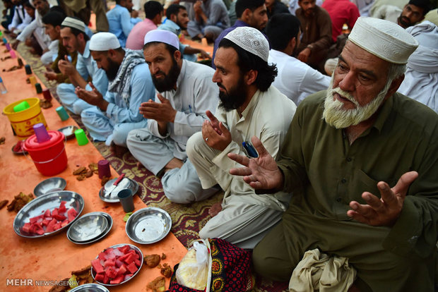 Ramazan ziyafeti