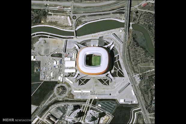 Dünya Kupası'na ev sahipliği yapacak stadyumlar