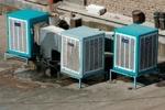 صرفه جویی ۴۰ درصدی مصرف آب با نصب سایبان بر روی کولرها