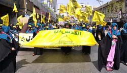 اسلامی ممالک میں عالمی یوم قدس کے موقع پر عظيم الشان ریلیوں کا اہتمام