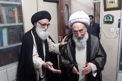 محسن مجتهد شبستری آیت الله محمودی