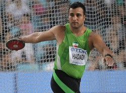 Iran's Hadadi snatches 2 silvers at intl. competitions