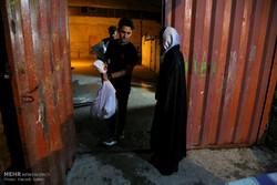 """مراسم """"جولان العشاق بين الأزقة"""" في مدينة آمل / صور"""