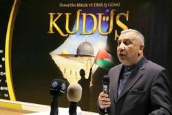 اتحاد کشورهای اسلامی برای دفاع از ملت مظلوم فلسطین ضروری است