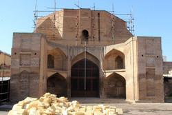 جانی تازه بر پیکر مسجد مدرسه سلجوقی قزوین