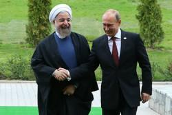 Ruhani Ermenistan'da Putin ile görüşecek