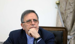 Governor of Central Bank of Iran Valiollah Seif