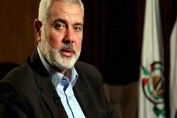 Anti-occupation protests to continue until Palestinians' demands met: Haniyeh