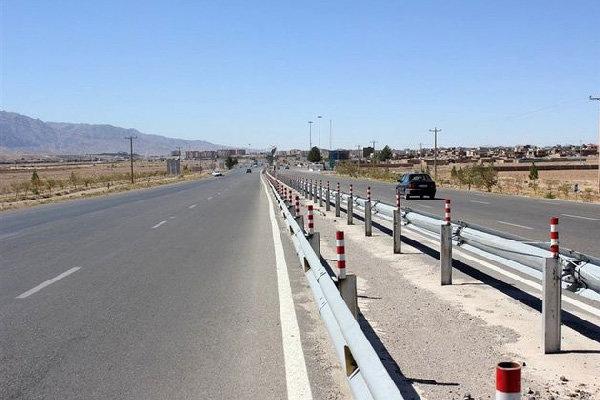 اصلاح ۶ نقطه حادثه خیز محورهای استان مرکزی در حال انجام است