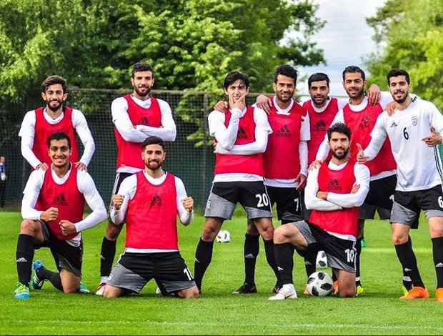 Team Melli wins friendly against Lithuania