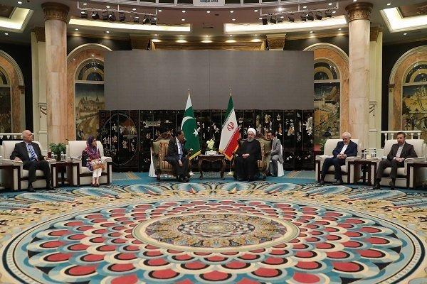 Rouhani-Hussain meeting