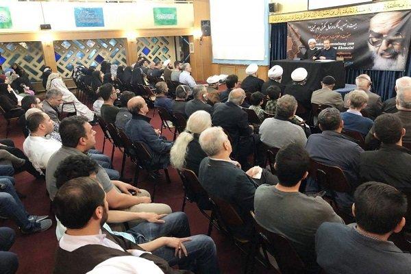 کنفرانس «معنویت و عقلانیت در سیره امام خمینی(ره)» برگزار شد