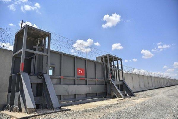 İran sınırındaki güvenlik duvarı bitmek üzere