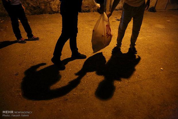 """مراسم """"جولان العشاق بين الأزقة"""" في مدينة آمل"""
