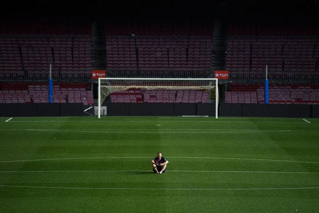 وقتی فوتبال گریه میکند