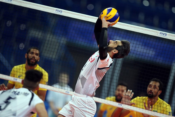IOC confirms Iran's Saeid Marouf candidacy for election to Athletes' Commission