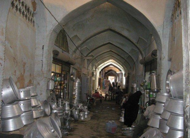 Restoration begins on historical bazaar of Shahreza
