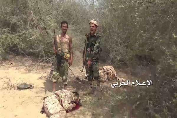 یمنی فورسز نے سعودی عرب کے 50 کرائے کے فوجیوں کو ہلاک کردیا