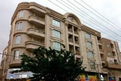 نمای ساختمان ها - کراپشده