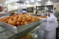 مراسم عبادی مردم کردستان عراق در ماه مبارک رمضان